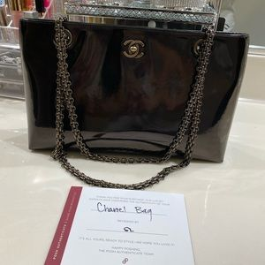 100% Authentic Chanel Crossbody Shoulder Bag